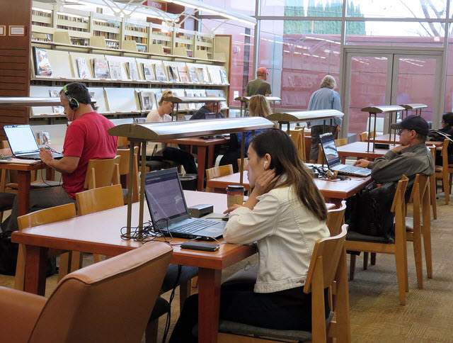 Public Libraries Occupy a Hallowed Space in the Community and in Public Consciousness