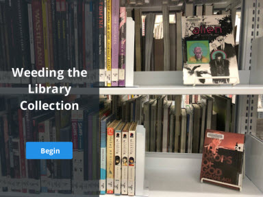 Weeding the Library Collection: Updated Course