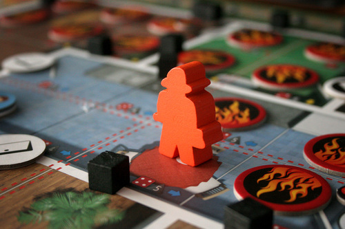 Flash Point Fire Rescue image via Board Game Geek