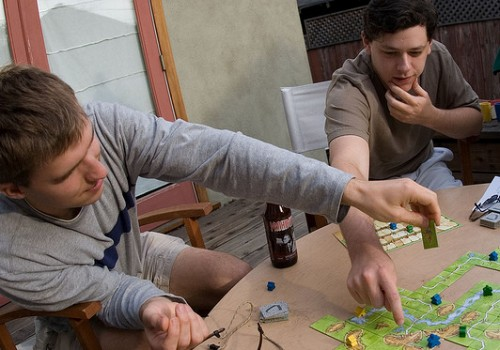 Board game strategy image courtesy Joel Carranza on Flickr