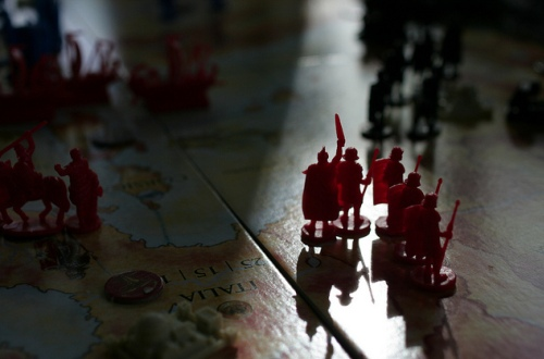 Conquest of the Empire image courtesy John Morgan on Flickr