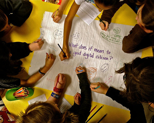 Digital Citizens image courtesy Dan Callahan on Flickr