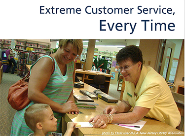 Extreme Customer Service course