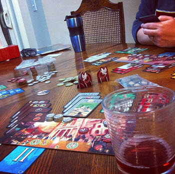 7 Wonders #gaming via Nathalie Babineau-Griffiths on Flickr