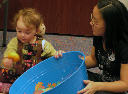 All Aboard Story Time for Children with Special Needs via Fort Worth Library on Flickr