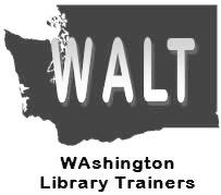 Image: WALT - WAshington Library Trainers