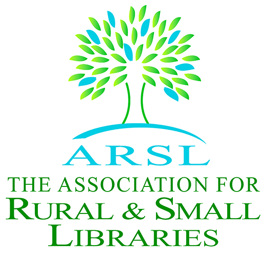 Logo courtesy Association for Rural & Small Libraries