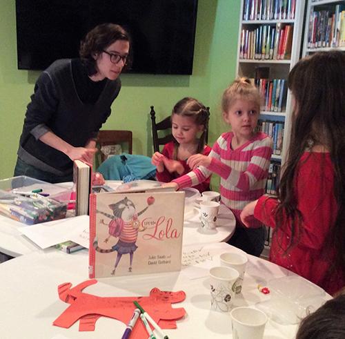 ny librarians program idea homeschool libratory
