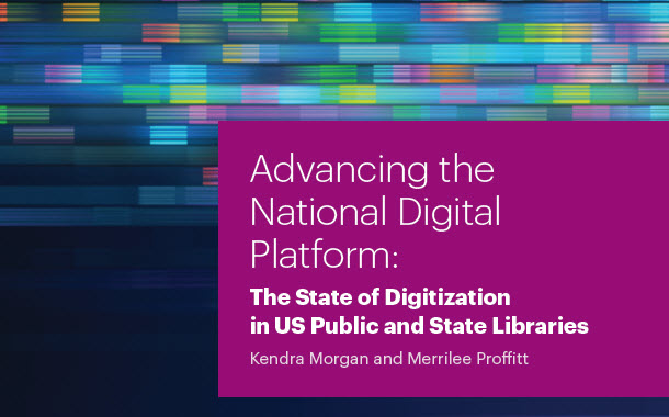 Advancing the National Digital Platform: New Report Available