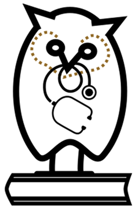 Image courtesy Wikimedia Commons, Wikipedia Medical Library owl.svg