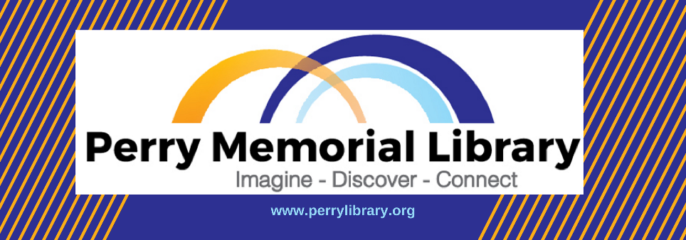 Perry Memorial Library logo
