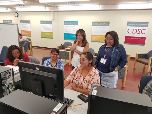 Digital Stewardship Training Courses for Tribal Libraries, Archives, Museums, and Small Public Libraries