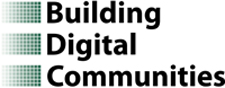 Building Digital Communities logo