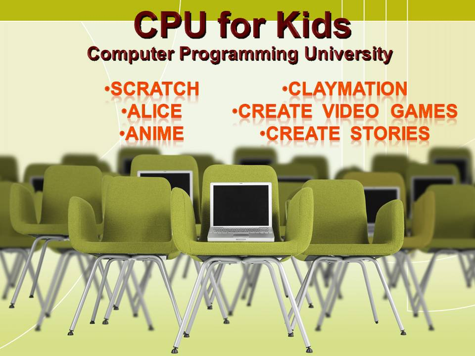 CPU For Kids
