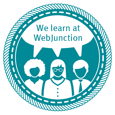 Image: We Learn at WebJunction