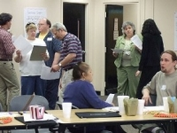 Rural Library Sustainability Training in NC
