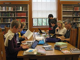 Librarians edit Wikipedia