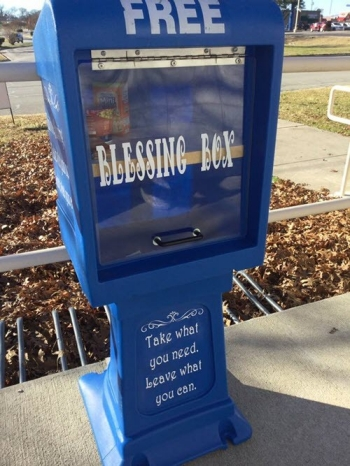 Blessing Box - front