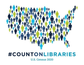 Count on Libraries logo - PLA